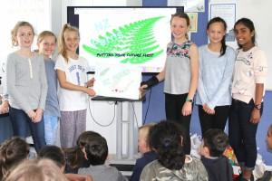 A  NZ Ferns Party