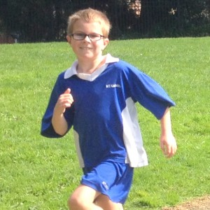 Cross Country Competition Catholic Interschools