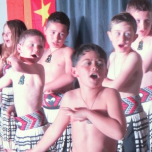 Kapa Haka Performance