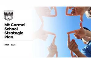 Mt Carmel School Strategic Plan pg 0